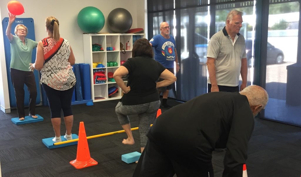 Exercise Classes at Unison Health