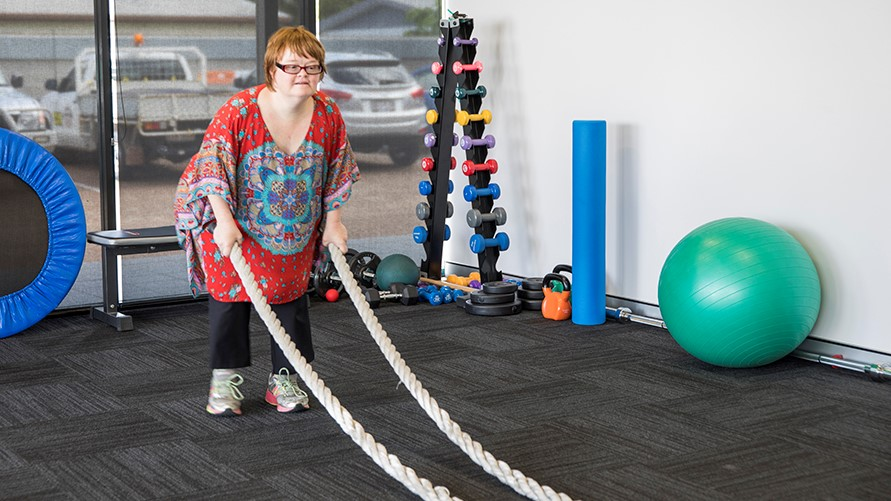 NDIS Participant at Unison Health; Exercise PhysiologistsTownsville