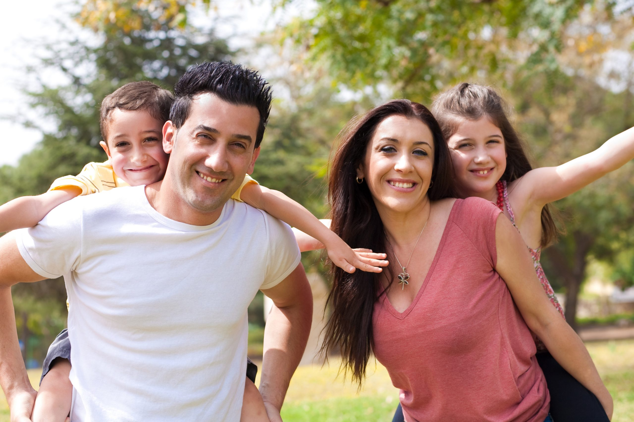 Wanting to be painfree, spending quality time with the family
