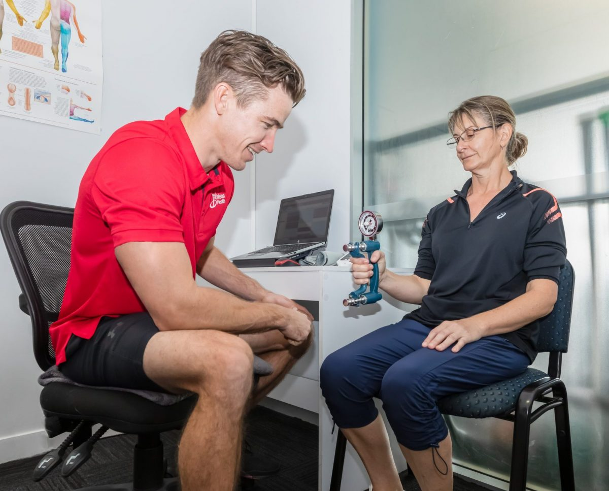 Corporate services provided by our Physiotherapist and Exercise Physiologists