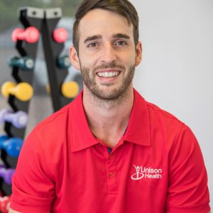 Max Tink, Exercise Physiologist